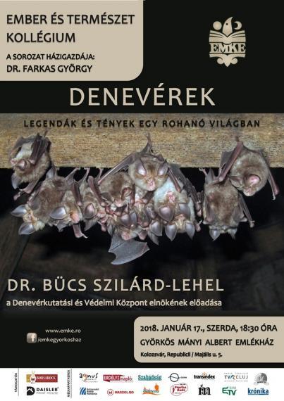 Denevérek – plakát