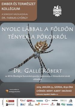 Gallé Róbert előadás plakát