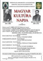 Magyar Kultúra Napja – plakát