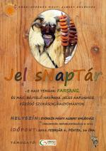 Februári JelesNapTár - plakát