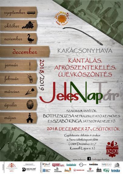 JelesNapTár – plakát