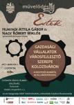 Művelődés Estek – plakát