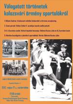 Örmény sportolók - plakát