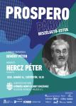 Prospero páholy – plakát