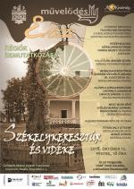 Régiók | Székelykeresztúr – plakát