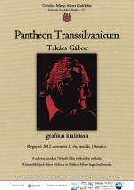 Pantheon Transsilvanicum - plakát