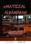 Matizzal Albániában – plakát