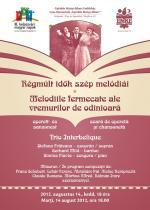 Trio Interbelique - plakát